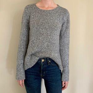 Lou & Grey Marled High-low Sweater